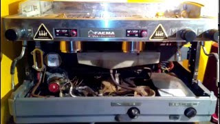 кофеварка Faema E98 President S2
