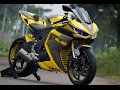 Video Modifikasi Motor Yamaha New Vixion Lighting Full Fairing Keren Terbaru