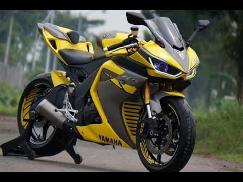 Video Modifikasi Motor Yamaha New Vixion Lighting Full Fairing Keren