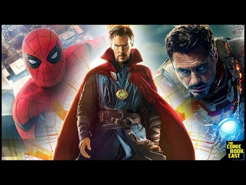 Spider-Man & Iron Man to appear in Doctor Strange Rumors & Evidence