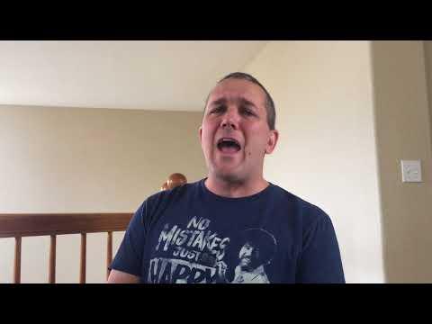 Dan Sings Karaoke - Under The Bridge