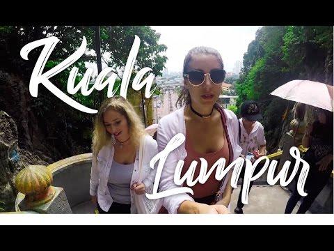 Monkey & Bird Attack! City Tour | KUALA LUMPUR | Travel Vlog #2