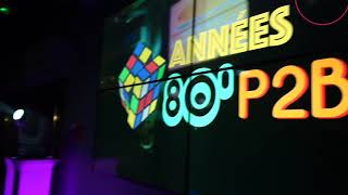 Soirée 80' The Place 2 Beer