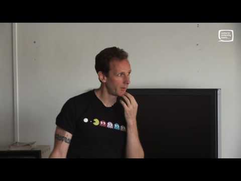 Gary Antcliffe - Video Game Development Then and Now