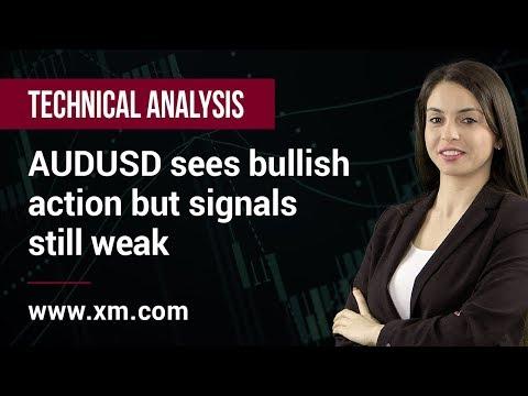 Technical Analysis: 03/04/2019 - AUDUSD sees bullish action but signals still weak