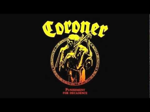 CORONER - Voyage To Eternity
