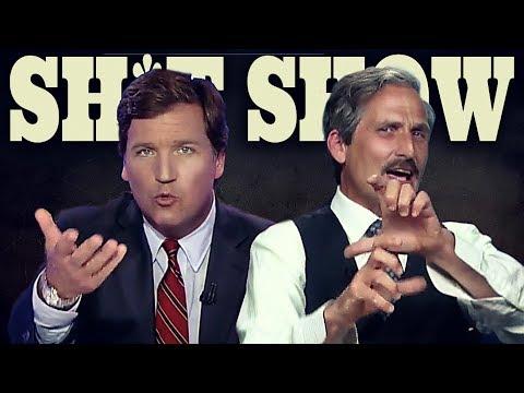Tucker Carlson Charlie LeDuff - 'Sh * t Show'