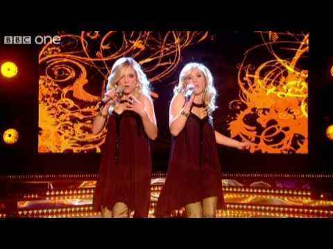 The Twins: Sweet About Me - Eurovision 2009: Your Country Needs You - Final - BBC One