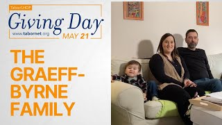 The Graeff-Byrne Family | Tabor/LHOP Giving Day!
