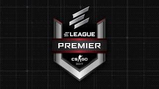 ELEAGUE - CS:GO Premier 2017 Saturday Group B