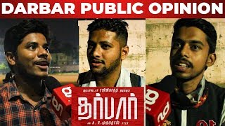Darbar Motion Poster Reaction By Fans