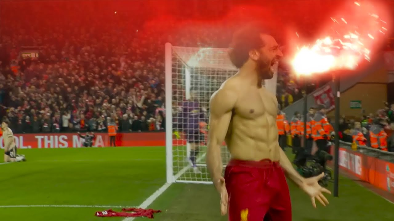 BEAUTIFUL MAGICAL MOMENTS FOR LIVERPOOL FANS