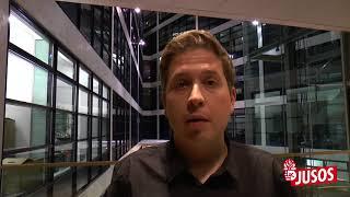 Kevin Kühnert kommentiert #Sondierungen