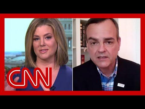 CNN's Keilar confronts