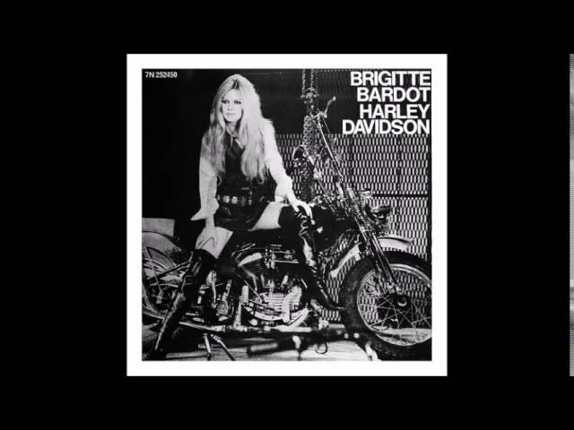 Brigitte Bardot - Harley Davidson (1967)