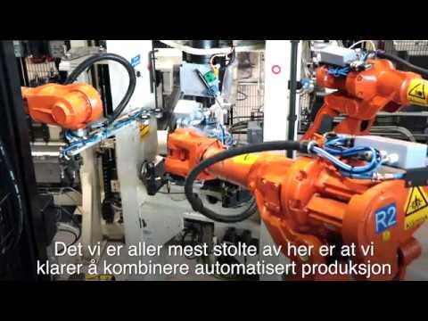 Neuman Aluminium Raufoss -  Jakten på Norges Smarteste Industribedrift