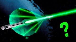 Звезда смерти - большой световой меч Теория Star Wars Rogue one Изгой-один