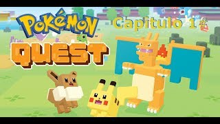 Vídeo Pokémon Quest