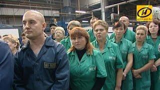 Лукашенко: «Мы должны одеть, обуть в своё, чтобы люди могли гордиться белорусской обувью»(, 2014-09-09T18:55:04.000Z)