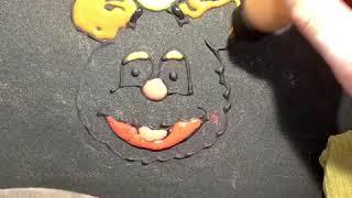 Man Makes Fozzie Bear Muppet Pancakes - Food Art