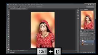 Photoshop hindi Tutorials, episode #29, create quick backdrops