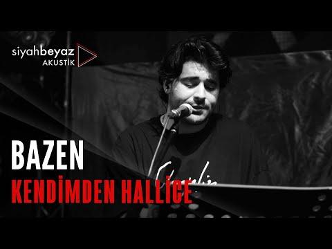 Kendimden Hallice - Bazen (SiyahBeyaz Akustik)