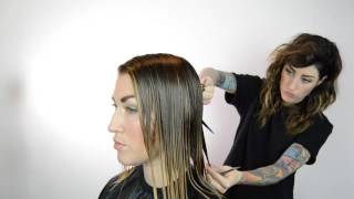 Short Hair Problems : A Chelsea James Solution