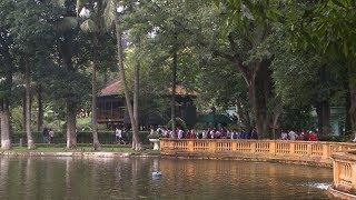 Tin tức 24h  : Nâng cao chất lượng phục vụ khách tham quan tại Cụm di tích lịch sử văn hóa Ba Đình
