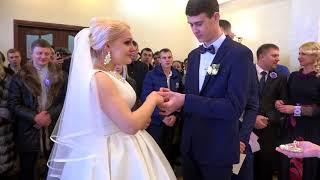 Свадебный клип 1102