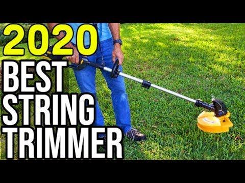 BEST STRING TRIMMER 2020 - Top 10