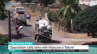Dr. Murat Aslan talks to TRT World on the situation in Daraa