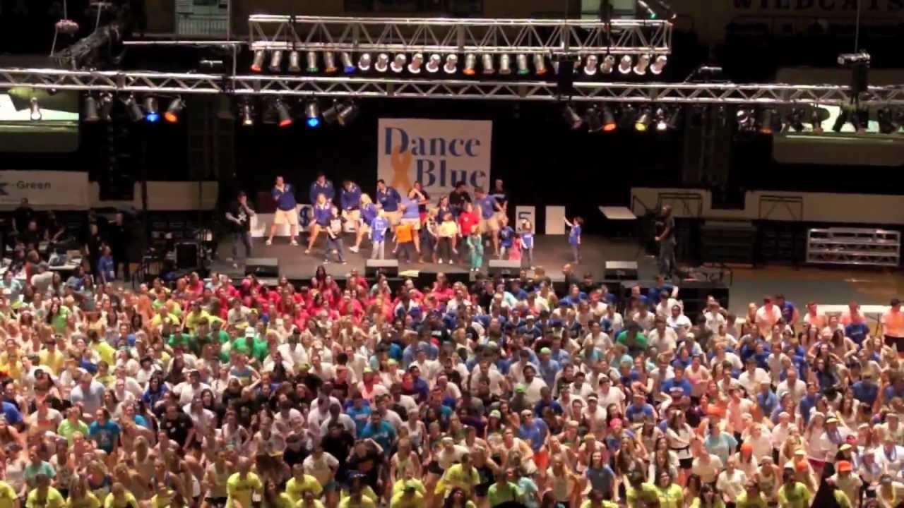 DanceBlue 2012 Finale   University Of Kentucky UK [High Definition]