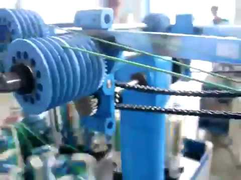 Braided Rope Machine