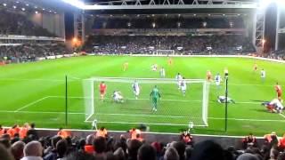 Liverpool V Blackburn 3-2 Andy Carroll goal 10/04/
