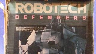 Robotech Defenders Zoltek
