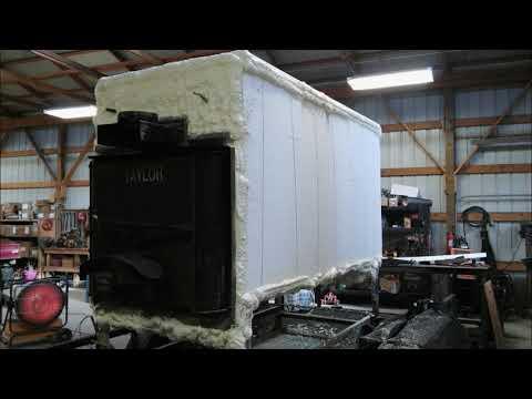 taylor wood boiler rebuild 2