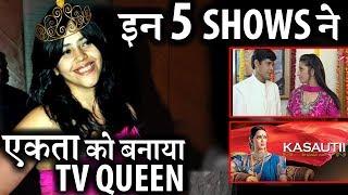 Baixar Top 5 Serials who made Ekta Kapoor TV QUEEN