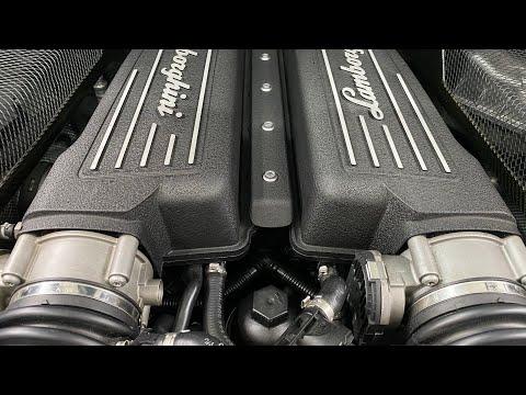 Lamborghini Gallardo AC compressor replacement Part 1of 3