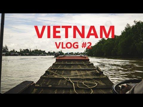 Saigon, Vietnam VLOG #2