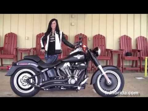 Used 2010 Harley Davidson FatBoy Lo for sale in Texas