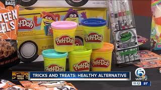 Tricks and Treats: Healthy Alternatives