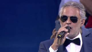 Andrea Bocelli UEFA Champions League final opening ceremony 2016.mp3