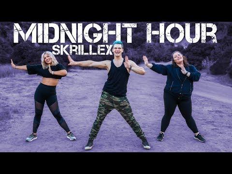 Skrillex, Boys Noize, Ty Dolla $ign - Midnight Hour   Caleb Marshall   Dance Workout thumbnail