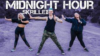 Skrillex, Boys Noize, Ty Dolla $ign - Midnight Hour | Caleb Marshall | Dance Workout