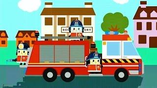 Мультики для Детей #Пожарная Машина Мультфильм Все серии подряд Сборник Ноябрь 2016