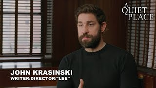 A Quiet Place (2018) - Craft Featurette - Paramount Pictures
