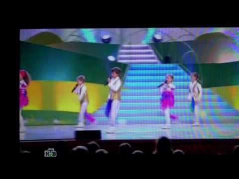 Видео: Домисолька на детском радиоЦветик-семицветик