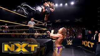 Tommaso Ciampa, Keith Lee & Matt Riddle vs. The O.C.: WWE NXT, Nov. 6, 2019