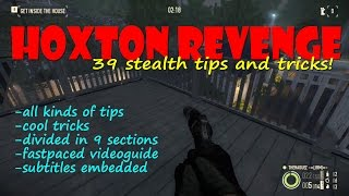 Payday 2 Videoguide Stealth Tips and Tricks Hoxton Revenge [Tutorial]