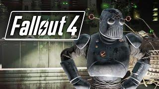 Прохождение Fallout 4 DLC Automatron Серия 2